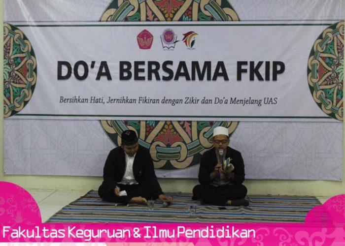 Doa Bersama FKIP UIKA