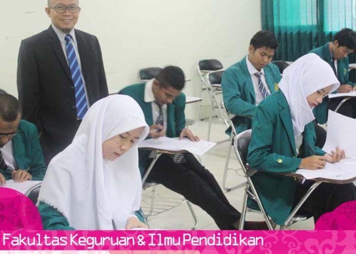 Pelaksanaan Ujian Akhir Semester Ganjil Tahun Akademik 2018-2019