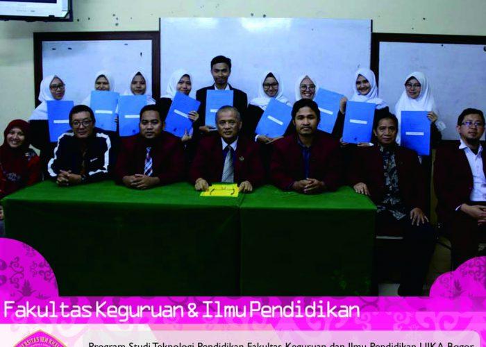 Sidang Skripsi Prodi Teknologi Pendidikan