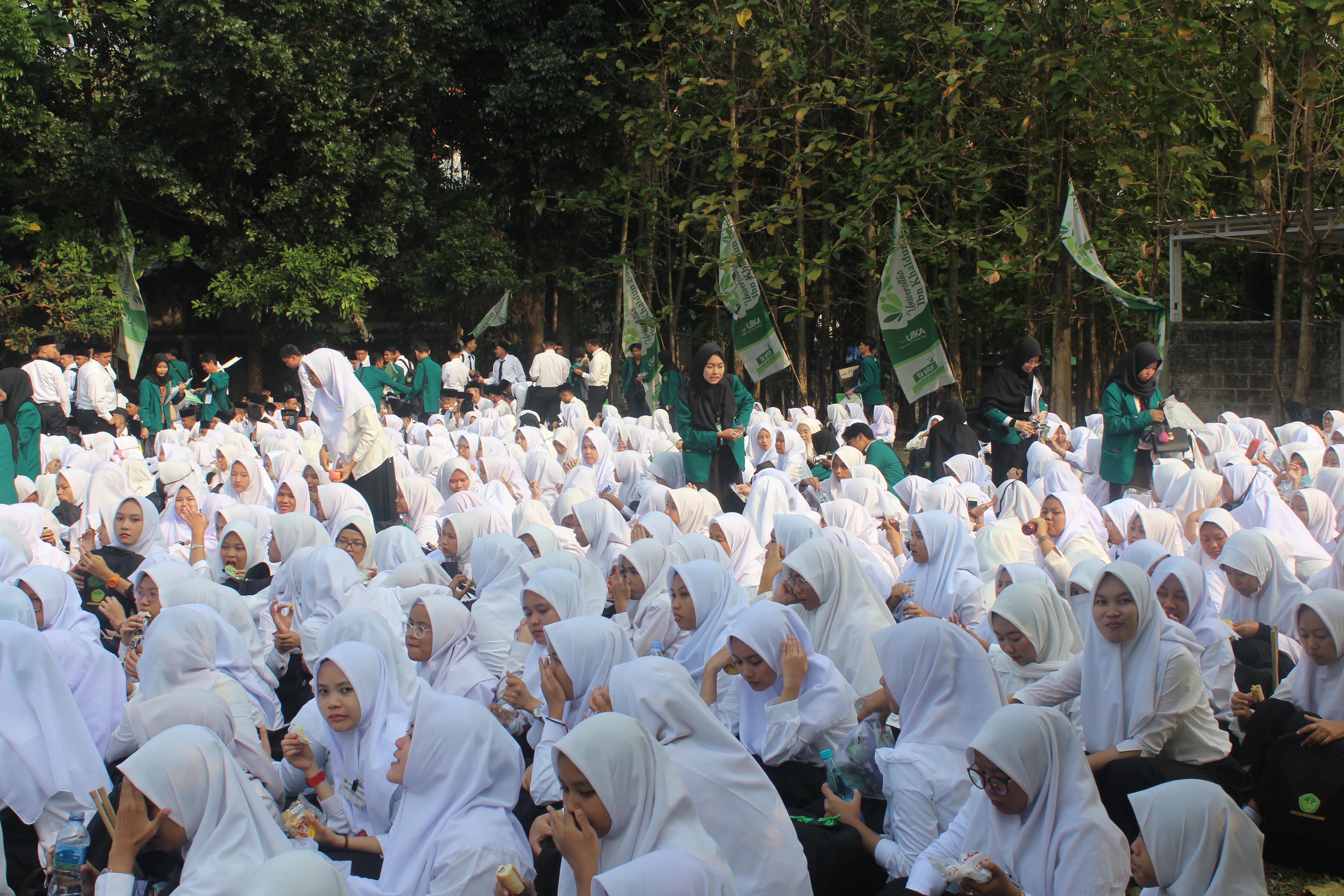 Ta'aruf dan Bela Negara Universitas Ibn Khaldun Bogor