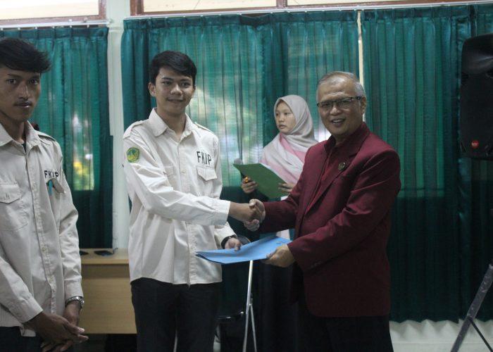 Pelantikan Badan Eksekutif Mahasiswa (BEM) FKIP Periode 2019/2020