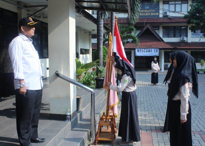 Memperingati HUT PGRI 2019 Fakultas Keguruan & Ilmu Pendidikan UIKA Bogor
