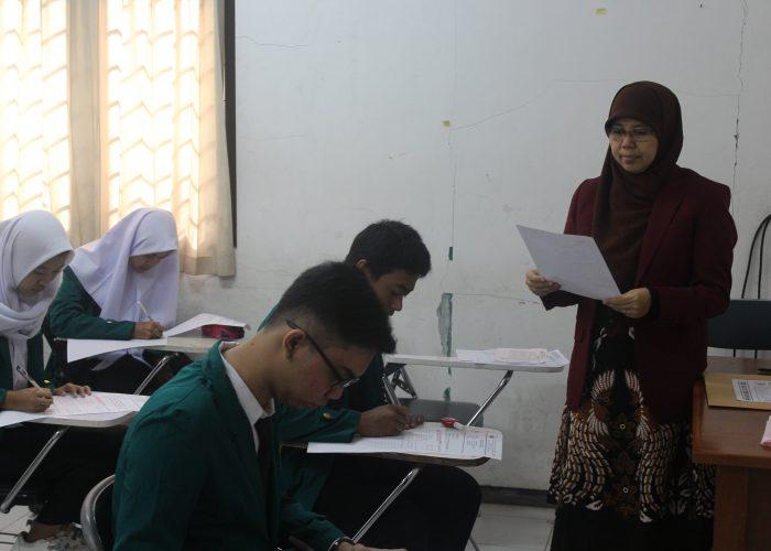 Pelaksaan Ujian Akhir Semester Ganjil Tahun Akademik 2019-2020 FKIP –  UIKA